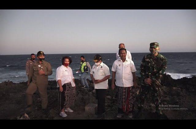 Deputi IV Ketahanan Negara Kemenko Polhukam  Melakukan Kunjungan  Kerja ke Titik Nol Selatan NKRI
