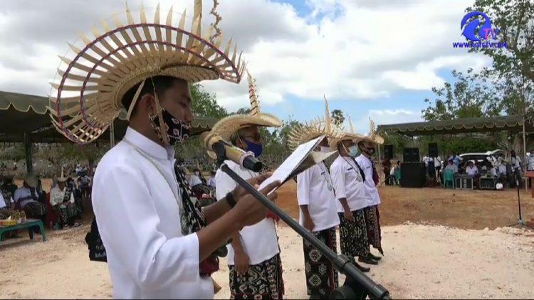LIVE : Gubernur NTT Resmikan Kecamatan Loaholu di Kabupaten Rote Ndao